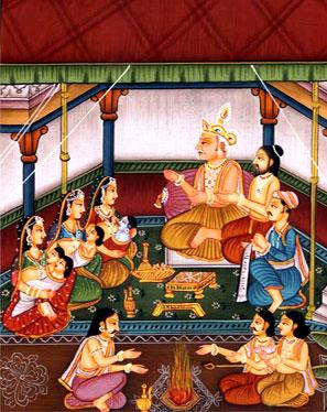 Ram janam:bhaye pragat kripala