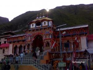 बद्री विशाल मंदिर