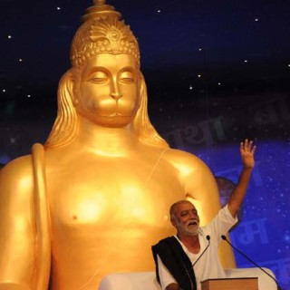 bapu in nathdwara: 5th Day