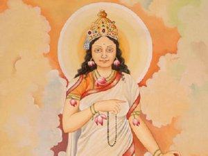brahmacharini: navratri 2nd day pooja